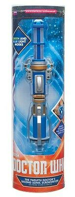 Twelfth (12th) Doctor's Sonic Screwdriver, Second Version