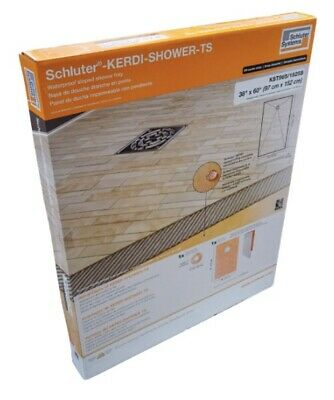 "Schluter Shower Tray 32""x60"" Offset"