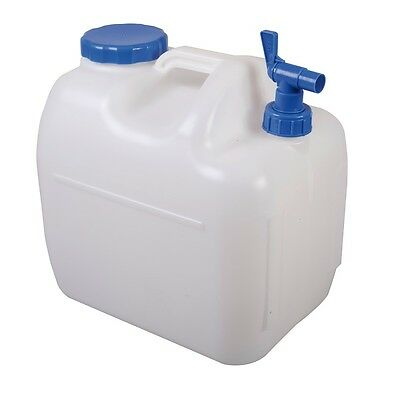 Kampa Splash Jerry Can With Tap 23L Ideal Camping & Caravanning  Water Carrier