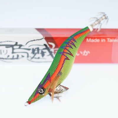 Rui Squid Jig Kr39 Size 3.5 Red Belly