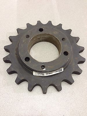 "New Martin 120E19 Sprocket 120E19  3-3/4"" Bore 19 Teeth"