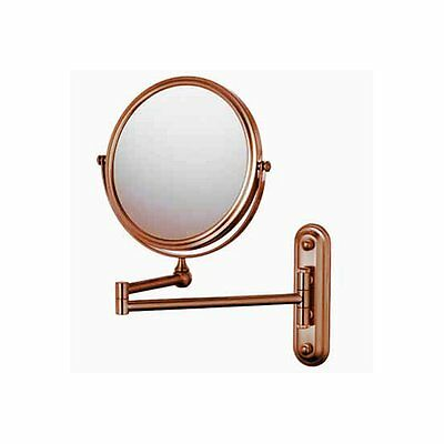 Kimball and Young 20664 Pivot Arm Wall Mirror, Diablo Bronze