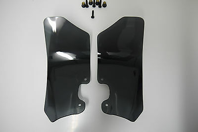 Bmw R1200Gs Wind Deflectors, Made In The Uk