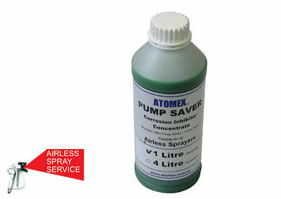 Atomex Pump Saver 1 And 4 Litre - Airless Paint Sprayer