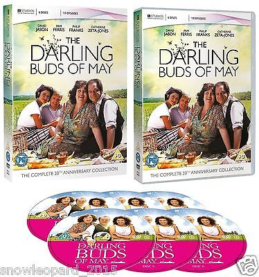 Darling Buds of May Complete Series 1 2 3 + Specials DVD Box Set Brand New UK R2