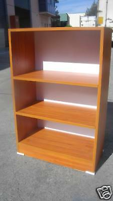 New Aust Custom Made Office Bookshelf Bookcase 120X90 3 Colours Liverpool 2168