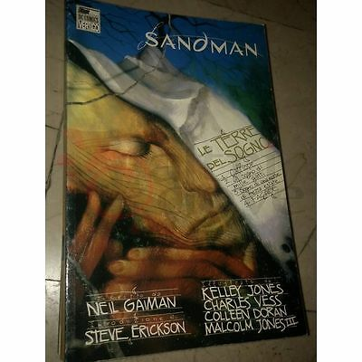 Sandman: Le Terre del Sogno 3    Magic Press Vintage