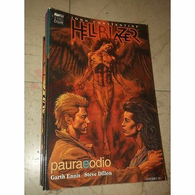 John Constantine Hellblazer: Paura e odio 5  DILLON Steve  Magic Press Vintage