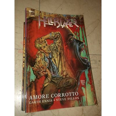 John Constantine Hellblazer: Amore corrotto 6  DILLON Steve  Magic Press Vintage