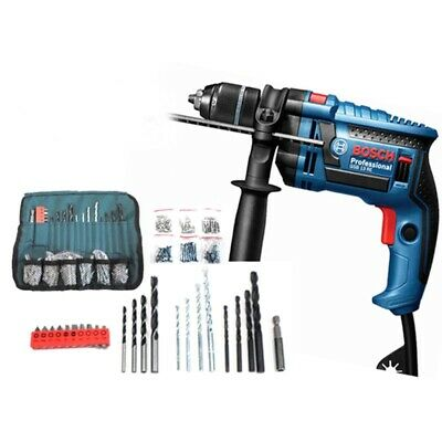 Bosch GSB13RE Professional Corded Impact Drill 100pca Acc / 220V C-Type plug