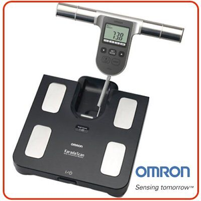 ❤ Omron BF508 Full Body Composition Sensing Fat Monitor Scale Multi Indicators