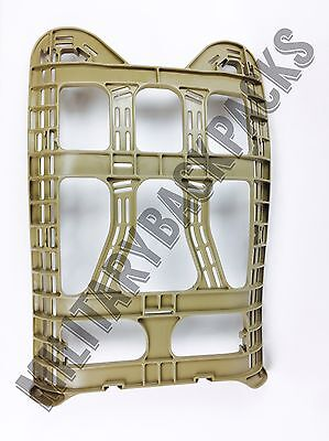 NEW US Military molle Rucksack Backpack Frame Only Tan brown Multi Cam OCP DCU
