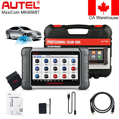 Autel MD802 Auto Diagnostic Tool Scanner OBD2 Code Reader ABS Airbag SRS EPB Oil