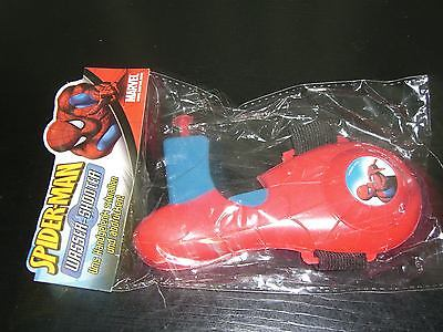 Marvel Spider-Man Wrist Water Shooting Squirt Gun Web Mib