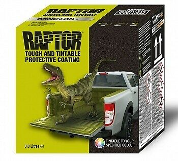 KIT RAPTOR Revêtement de Protection Teintable RLT/S4 UPOL