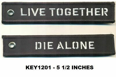 Live Together, Die Alone -  Keychain  - Key1201