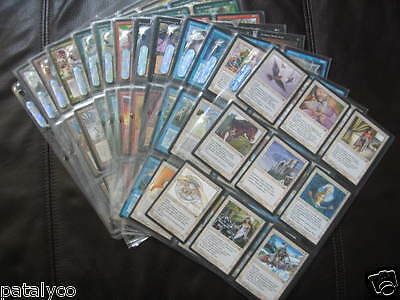 Mtg Magic The Gathering Complete Alliances Set, Force Of Will