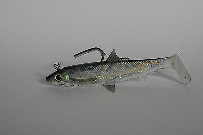"""PACK of 3 - 5"""" - BAZINDA LURES - BASS POLLACK COD - NEW 2015 RANGE"""