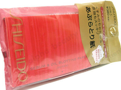 Shiseido Japan Sebum & Oil Blotting Paper (90 sheets) - High Quality