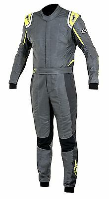 ALPINESTARS 2016 GP Tech Suit FIA SFI Certified Ultra-lightweight 3-layer Nomex