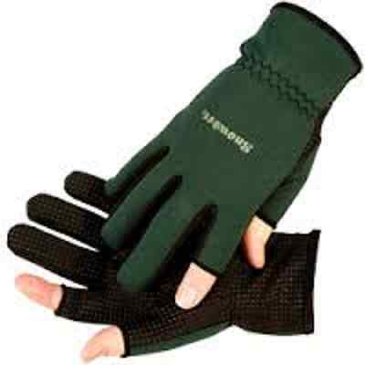 New Snowbee Lightweight Neoprene Fishing Gloves Size Choice Official Dealer