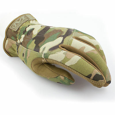 Original Mechanix New Tactical FastFit Military Army Airsoft Gloves Multicam MTP