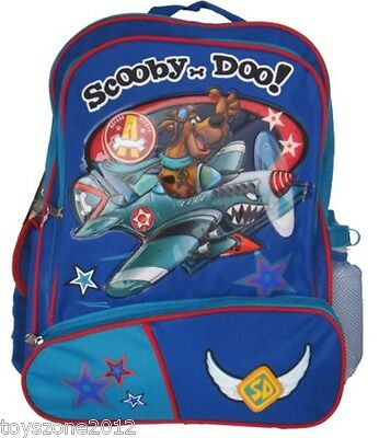 "36967 Scooby-Doo Large Backpack w/ Bottle 16"" x 12"""