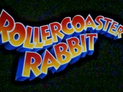 """35mm Cartoon Preview for  """"ROLLER COASTER RABBIT"""""""