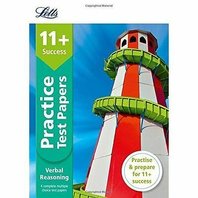 Letts 11+ Success - 11+ Verbal Reasoning Practice Test Papers -...