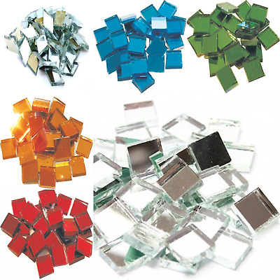 Mirror Mosaic Tiles - Various Shapes, sizes, colours and quantities