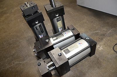 IMI C & C Double Acting Air Cylinder 2.5 X 3 NE03A-E02-DMAOO NEO3A
