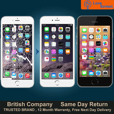 iPhone 6S 4.7'' LCD Screen Glass Replacement Service Same day Repair & Return
