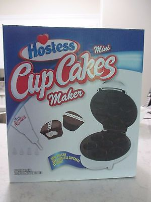 Hostess Mini Cup Cakes Maker Electric Family Nights Desserts Sweets New in Box