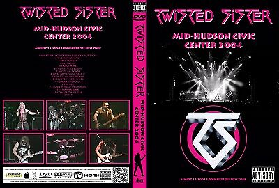 Twisted Sister New York 8 13 2004
