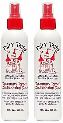 FAIRY TALES Rosemary Repel Lice Prevention Leave-In Conditioning Spray 8 oz P...