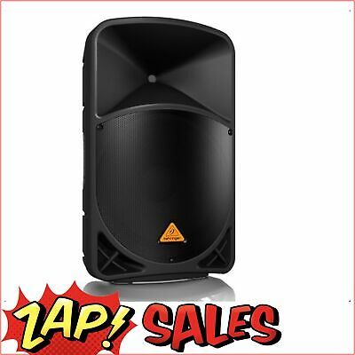 Behringer B115MP3 Active PA DJ Speaker 1000 Watt 15 Inch MP3
