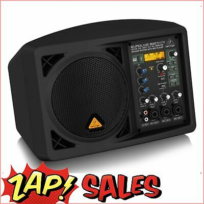 Behringer B207MP3 Active 6.5 Inch 150 Watt DJ PA/Monitor Speaker