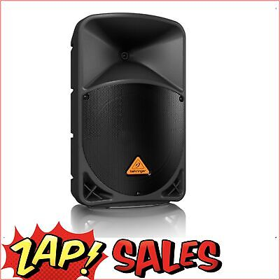 7% Off! Behringer B112W Active 12 Inch 1000 Watt PA Speaker, Bluetooth