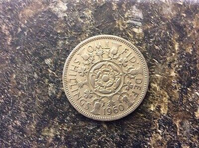 Great Britain Two Shilling Coin 1960
