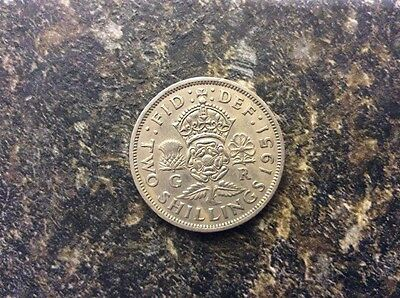Great Britain Two Shilling Coin 1951