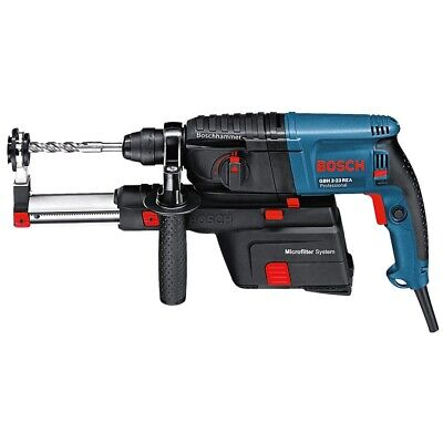 Bosch GBH2-23REA Professional Dust Extraction Hammer with SDS-plus / 220V