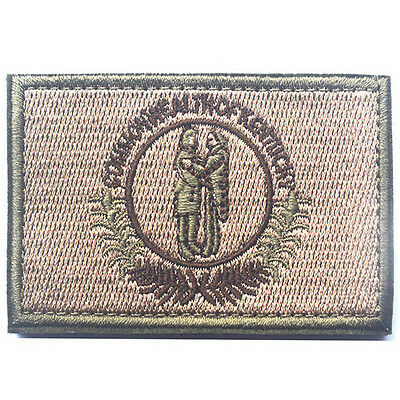 USA Kentucky KY STATE FLAG US ARMY EMBROIDERY MORALE BADGE TACTICAL PATCH