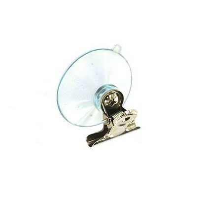 Securit S6374 Suction Hook With Clip 45mm Pack Of 2
