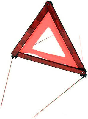 Reflective Road Safety Triangle