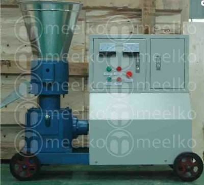 PELLET MILL 11kw  ELECTRIC ENGINE PELLET PRESS 3 PHASE STOCK USA