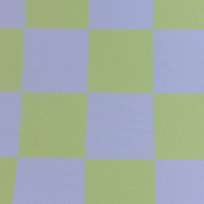 Printed Tissue Paper - Checkerboard Yellow Pattern - 240 Sheets