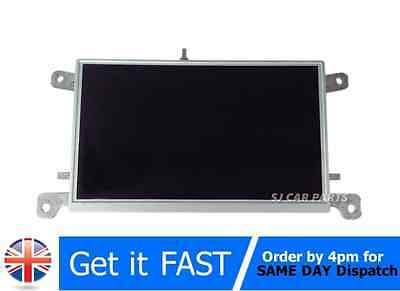 New LCD Display Screen For Audi A4 A5 Q5 GPS Navigation Module 8T0919603G