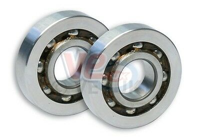 Vespa LX LXV Pair of Malossi Strengthened Crank Bearings For Road and Race Use
