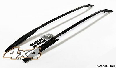 Land Rover Discovery Sport 2014+ Black Roof Rails Set