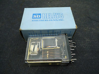 Struthers Dunn Power Relay B255Xcxp